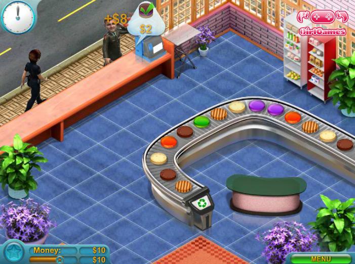 Игра Магазин пирожных 2 онлайн