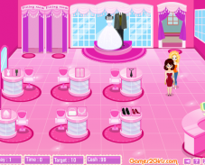 Игра Магазин платьев онлайн