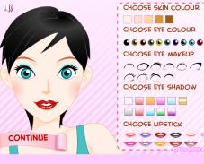 Игра Макияж для мамы онлайн