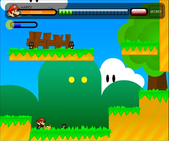 Игра Марио с кувалдой онлайн
