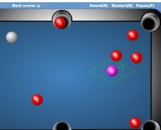 Игра Мини бильярд онлайн