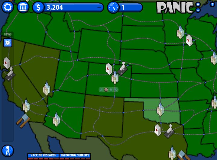 Игра Пандемия: Американская свинья онлайн