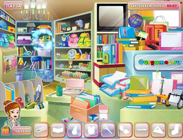 Игра Персональный покупатель 3 онлайн