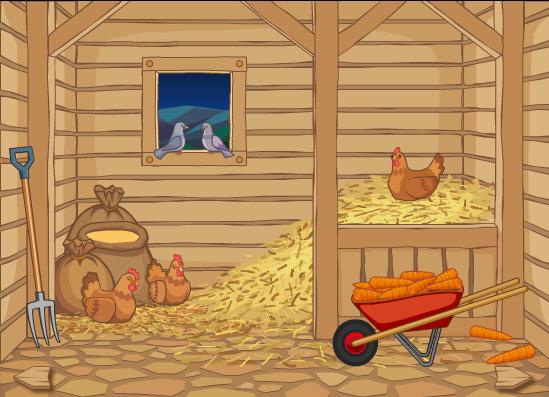Игра Побег из конюшни онлайн
