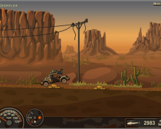 Игра Побег из пустыни онлайн