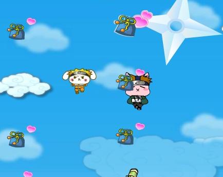 Игра Прикольный Наруто онлайн