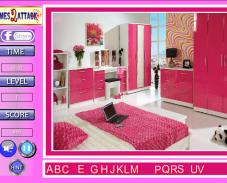 Игра Розовая комната онлайн