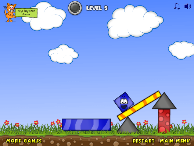 Игра Синий кубик 2 онлайн