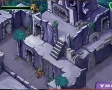 Игра Скуби ду тропический замок онлайн
