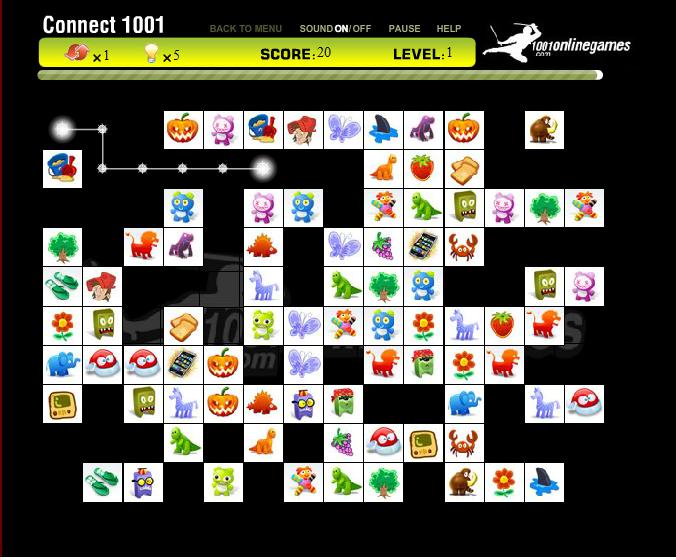 Игра Соединялка онлайн