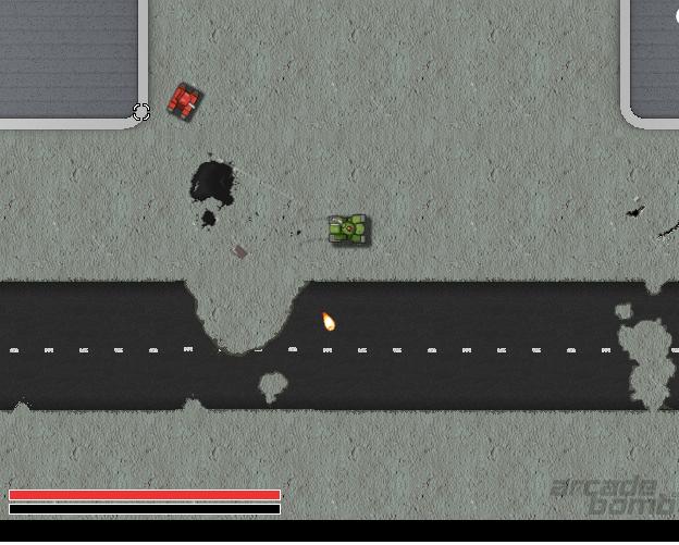 Игра Стальной танк онлайн