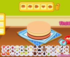 Игра Торты на заказ онлайн