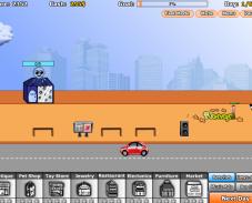 Игра Улица магазинов онлайн
