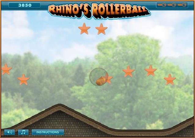 Игра Хомяк Рино онлайн