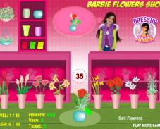 Игра Цветочный магазин онлайн