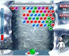 Игра Шарики Йети онлайн