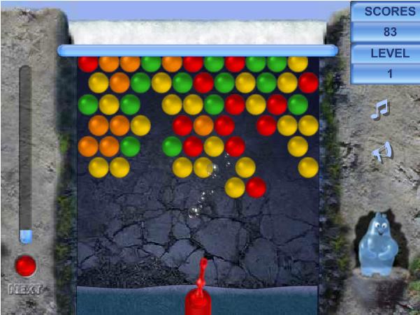 Игра Водопады онлайн