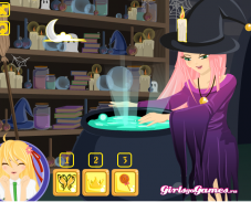 Игра Академия волшебства онлайн