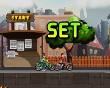 Игра Бен 10 против генератор Рекс онлайн