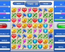 Игра Битва кристаллов онлайн