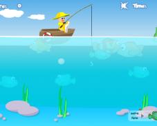 Игра Большая рыба онлайн