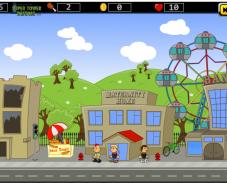 Игра Веселое Вторжение онлайн