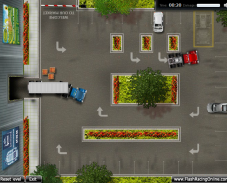 Игра Водитель грузовика онлайн