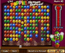 Игра Воздушные шары онлайн