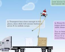 Игра Воздушный транспорт онлайн