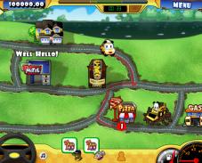 Игра Вызов такси онлайн