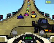 Игра Гонка по мостам онлайн