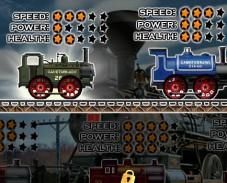 Игра Гонки на паровозе онлайн