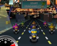 Игра Гоночный мотоцикл онлайн