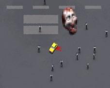 Игра Давим зомби онлайн