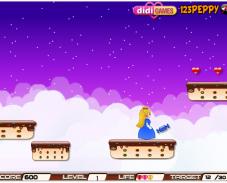 Игра Девушка в шоколаде онлайн
