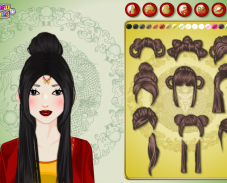Игра Девушки из Китая онлайн