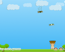 Игра Деньги с неба онлайн