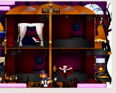 Игра Дом с призраками онлайн