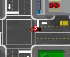 Игра Дорожное движение онлайн