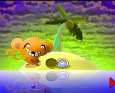 Игра Забавная обезьянка онлайн