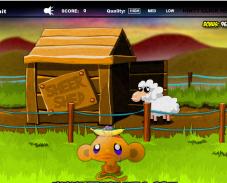 Игра Забавная обезьянка мараф. 2 онлайн