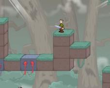 Игра Злой лес онлайн