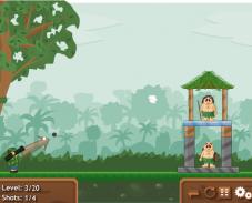 Игра Злой солдат онлайн