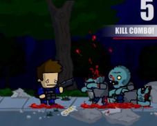 Игра Зомби апокалипсис онлайн