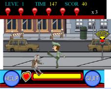 Игра Зомби против полиции онлайн