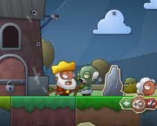 Игра Зомби у ворот онлайн