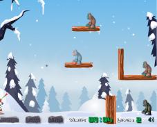 Игра Йети Охота онлайн
