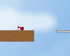 Игра Красный шарик 2 онлайн