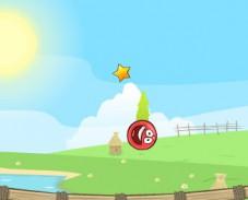 Игра Красный шарик 4 онлайн