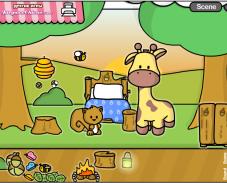 Игра Лесные друзья онлайн